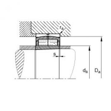 FAG محامل أسطوانية - Z-574099.ZL-K-C5